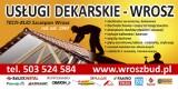 Logo firmy Wrosz-Dachy 503-524-584