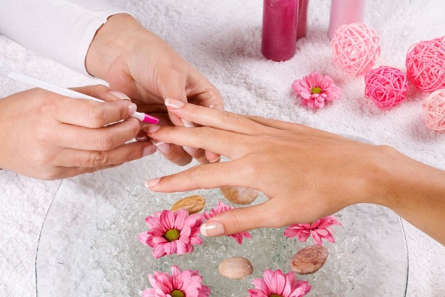 Manicure SPA - Warszawa (Happy & Beauty)