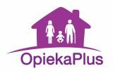 Logo firmy OpiekaPlus