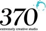 Logo firmy 370 degrees studio