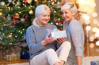 Prezenty na święta Bożego Narodzenia dla mamy