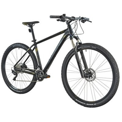 Rower górski MTB INDIANA X-Pulser 6.9 M23 Czarno-brązowy