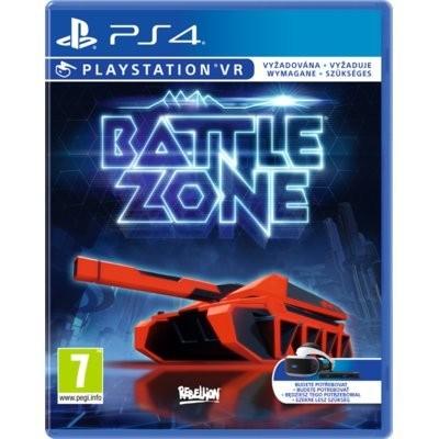 Battlezone Gra playstation 4 SONY INTERACTIVE ENTERTAINMENT