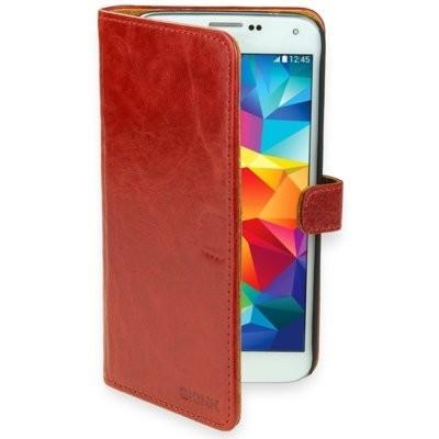 Etui SKINK Book Card do Sony Xperia Z3 Czerwony
