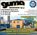 Logo firmy Guma Wicherek Sp.j