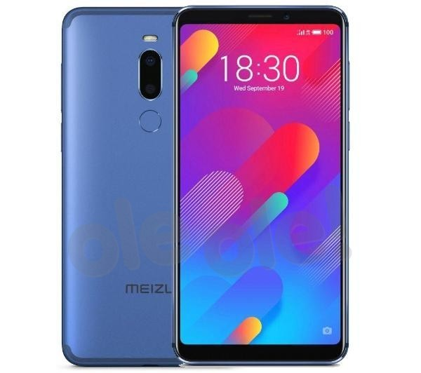 Meizu M8 4+64GB (niebieski)