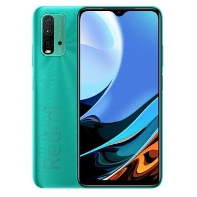 """Smartfon XIAOMI Redmi 9T 4/64GB 6.53"""" Zielony 31166"""