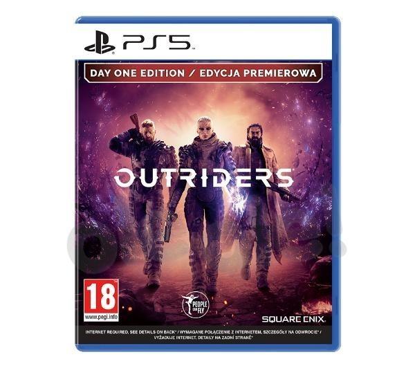 Outriders - Edycja Premierowa PS5