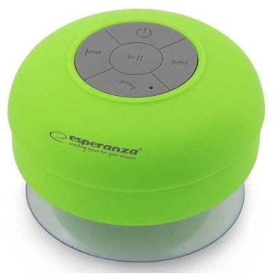 Głośnik mobilny ESPERANZA Sprinkle EP124G Zielony