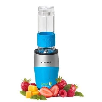 Blender kielichowy CONCEPT SM-3384 Smoothie Maker Niebieski (Sportowy)