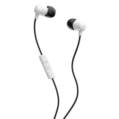 Słuchawki przewodowe SKULLCANDY Jib Biały/Czarny/Biały
