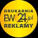 Logo firmy EW24 DRUKARNIA REKLAMY