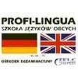 Logo firmy Szkoła Języków Obcych PROFI-LINGUA