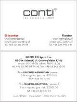 Logo firmy Conti Co Sp. z o.o.