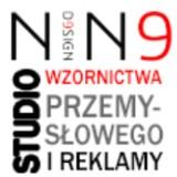 """Logo firmy Studio Wzornictwa i Reklamy """"Nin9 Design"""""""