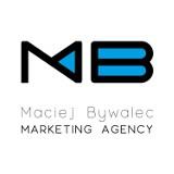 Logo firmy Maciej Bywalec Marketing Agency