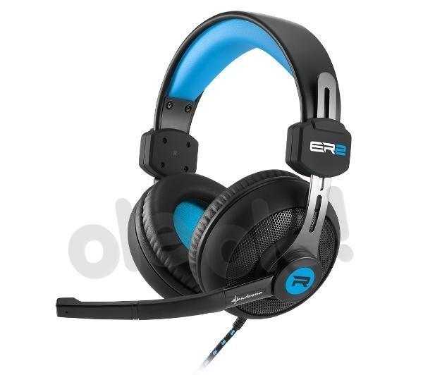 Sharkoon RUSH ER2 (niebieski)