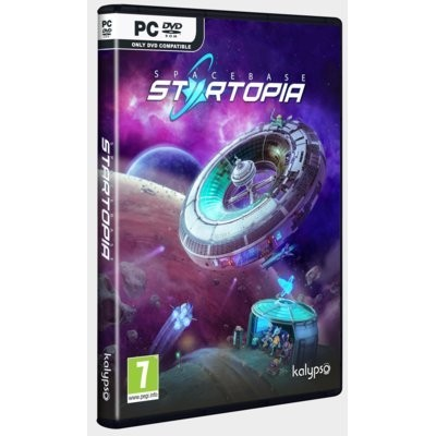 Gra PC Spacebase Startopia