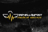 Logo firmy BigYellowFoot Medical Service