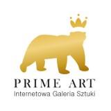 Logo firmy Galeria Sztuki Prime Art
