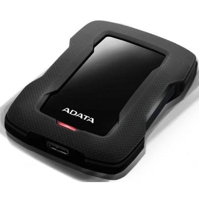 Dysk ADATA Durable Lite HD330 Czarny