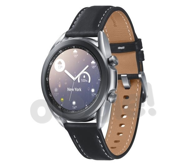 Samsung Galaxy Watch3 LTE 41mm (srebrny)
