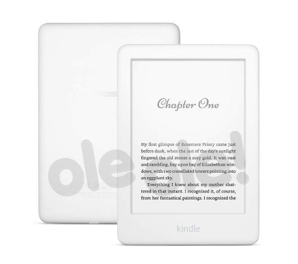Amazon Kindle 10 4GB (bez reklam) (biały)
