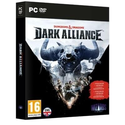KOCH Gra PC Dungeons & Dragons Dark Alliance Steelbook Edition