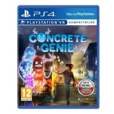 Concrete Genie Gra playstation 4 SONY INTERACTIVE ENTERTAINMENT