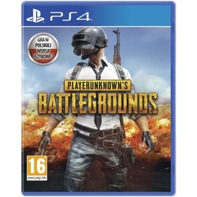 Playerunknown's Battlegrounds Gra playstation 4 SONY INTERACTIVE ENTERTAINMENT
