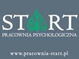 Logo firmy Pracownia Psychologiczna START, Dorota Nowacka