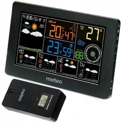 Stacja Pogody METEO SP76 Czarny