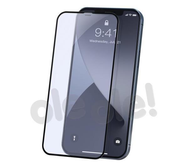 Baseus szkło hartowane 0.23mm iPhone 12 Pro Max