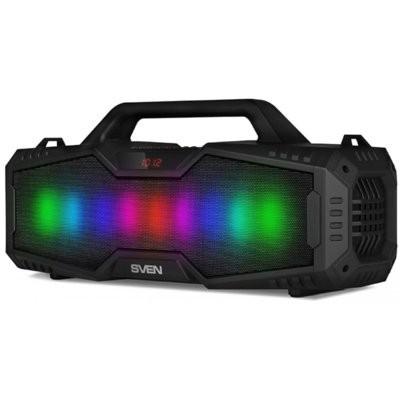 Głośnik mobilny SVEN PS-480 Czarny
