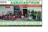Logo firmy PHU AGROCENTRUM | kosiarki, sprzęt ogrodniczy i rolniczy, części zamienne