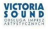 Logo firmy VICTORIA Obsługa Imprez Artystycznych Mariusz Brydziński ul. B Chrobrego 5  09-300 Żuromin