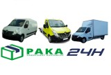 Logo firmy Wypożyczalnia Samochodów Dostawczych i Autolawet PAKA24h