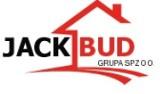 Logo firmy Grupa Jack Bud - Ocieplanie, wykańczanie budynków, hurtownia materiałów