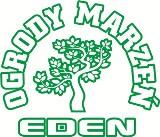 Logo firmy Eden-Ogrody Marzeń