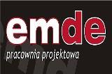 Logo firmy Emde Pracownia Projektowa Marcin Długi
