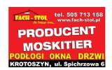 Logo firmy FACH - STOL. Szymon Horyza