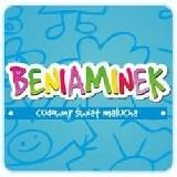 Logo firmy Beniaminek-artykuły dziecięce