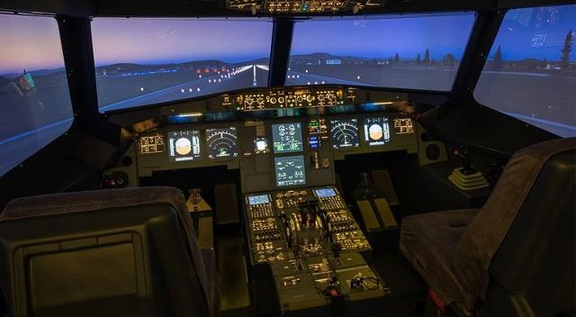 Symulator lotu - Łódź (Airbus A320, 15 min.)