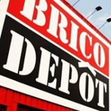 Logo firmy BRICO DEPOT