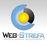 Logo firmy WEB-STREFA Dawid Bożek