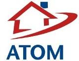 Logo firmy ATOM Sp. z o.o.