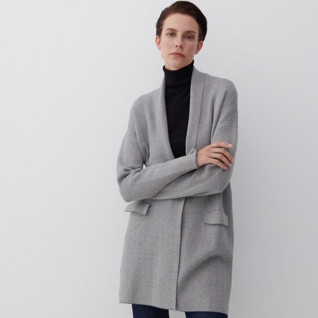 Reserved - Dzianinowy sweter - Wielobarwny