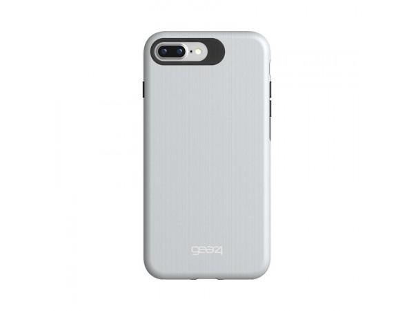 Etui Trafalgar do iPhone 7+/8+ srebrne
