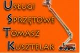 Logo firmy Usługi sprzętowe Tomasz Kusztelak