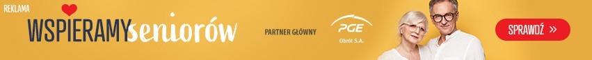 Partnerem serwisu Strefa Seniora jest PGE Dystrybucja S.A.